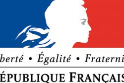 Logo administration française