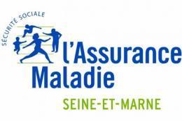Logo Assurance Maladie de Seine-et-Marne