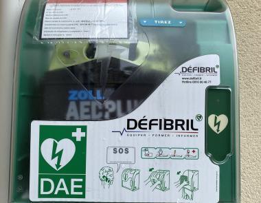 Hero défibrillateur