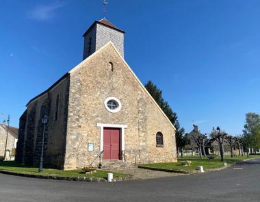 Eglise de Lissy